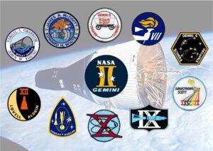 Deset pilotovaných misí Gemini bylo krokem od člověka-pasažéra k člověku-kosmickému pilotovi...