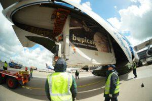 Do Jižní Ameriky letí BepiColombo z Amsterdamu.