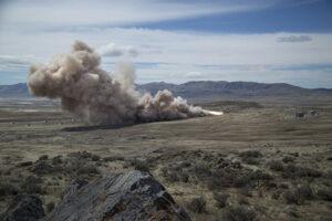 Zážeh stupně SR-118, 29. března