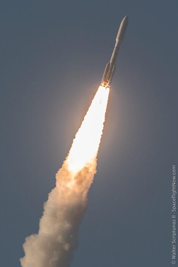 Let rakety Atlas V