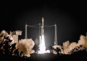 Start rakety Vega