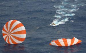 Pátého května úspěšně přistál Dragon z mise CRS-14