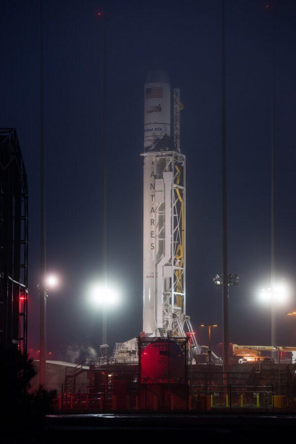 Raketa Antares a loď Cygnus jsou připraveny na misi OA-9