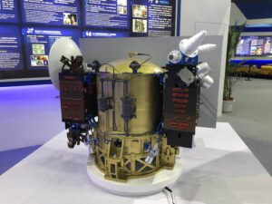 Model družice Longjiang