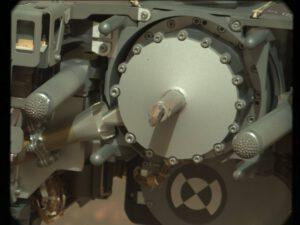 Vrták roveru Curiosity