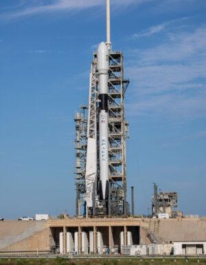 První Falcon 9 Block 5