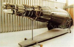 Ruský vesmírný reaktor TOPAZ