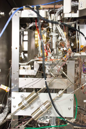Přístroj MOMA (Mars Organic Molecule Analyzer) pro vozítko Rosalind Franklin