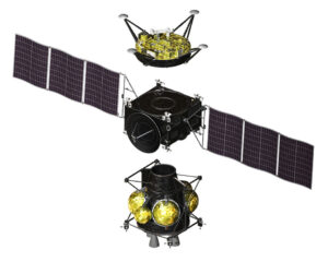 Sonda Mars Moons eXploration (MMX)