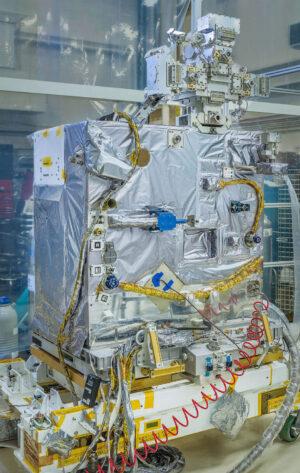 Celkový pohled na zařízení RRM3