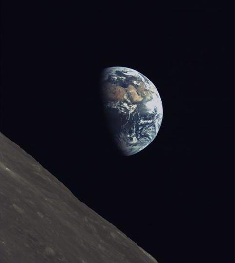 Země ze sondy Longjiang-2
