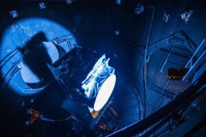 TDM sondy JUICE v komoře LCC.