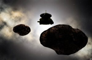 Čeká nás průlet kolem nejvzdálenějšího objektu (nebo snad objektů?)