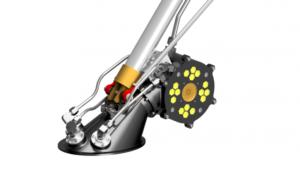 Detail zařízení PlanetVac