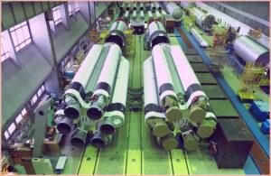 Výroba raket Proton