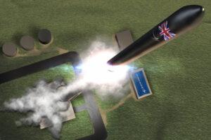 Dočkáme se startů malých raket z Británie?