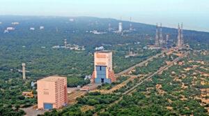 KosmodromSatish Dhawan Space Centre alias Šríharikota