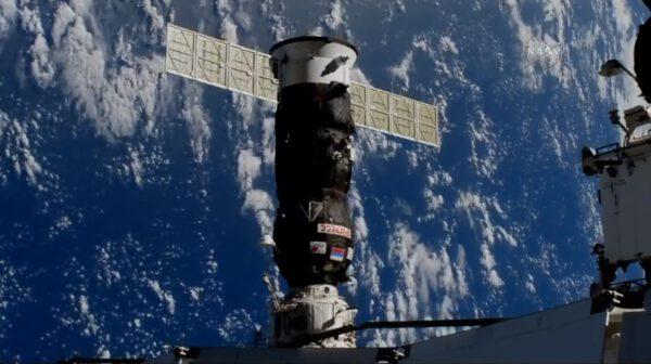 Progress MS-09 jako první zvládl superrychlý letový profil k ISS