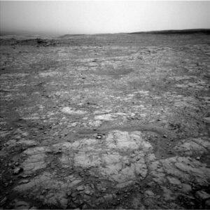 Rover Curiosity zaznamenal lehké zlepšení už 5. července.