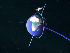 Na heliosynchronní dráze obíhá i družice SMOS.