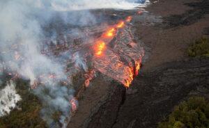 ECOSTRESS může pomoci se sledováním vulkanické činnosti.