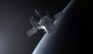 Parker Solar Probe v představách umělce.