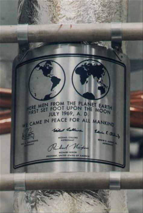 Plaketa z Apolla 11