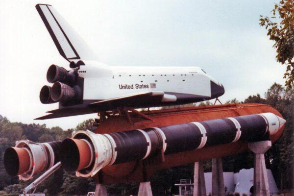 Prototypy motorů ASRM se staly (po přetření na bílo, aby věrněji zachytávaly používanou letovou konfiguraci) součástí expozice raketoplánu Pathfinder v U.S. Space and Rocket Center