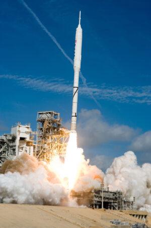 Premiérový start rakety Ares I-X (28. října 2009) byl zároveň i labutí písní celého programu Constellation
