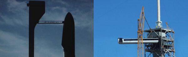 Někomu prý nové rameno připomíná vagón Pendolina bez podvozku, jiné zase vidí podobu s animací startu BFR.