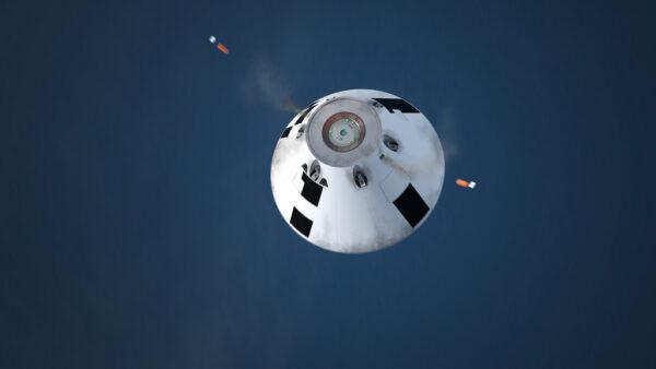 Při testu AA-2 bude z Orionu postupně odhozeno dvanáct pouzder s disky pro zápis dat. Odhazovací pouzdra jsou uložena pod předním krytem v horní části kabiny a budou odhazována po dvojicích - první dvě pouzdra přibližně dvacet sekund po oddělení LAS od kabiny, a poté každých deset sekund. Pouzdra jsou vybavena světelnou signalizací a jsou navržena tak, aby se udržela na hladině.