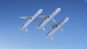 Trojice raket Pegasus může být vynesena při jediném startu letounu Stratolaunch.