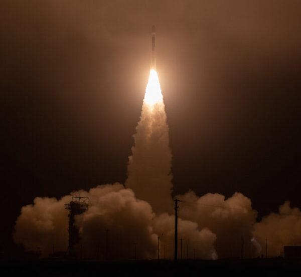 Poslední start rakety Delta II