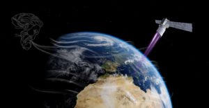 Aeolus hlídá proudění větrů v atmosféře