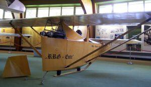RRG Raketen-Ente je první pilotované raketové letadlo na světě. Jeho přesnou repliku lze nalézt v německém muzeu nepilotovaného létání v blízkosti Wasserkuppe.