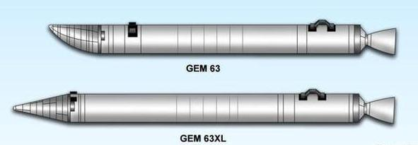 Porovnání motorů GEM-63 a GEM-63XL