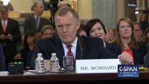 James Morhard, nominant na zástupce administrátora NASA