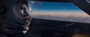 Záběr ze scény s X-15
