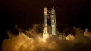 Poslední start rakety Delta II vynesl družici ICESat-2