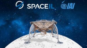 Lander týmu SpaceIL.
