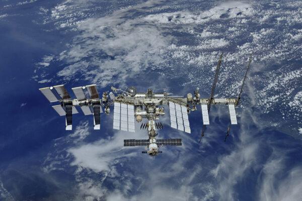 Mezinárodní vesmírná stanice ISS - Výsledek mnohaleté píle tisíců špičkových odborníků.