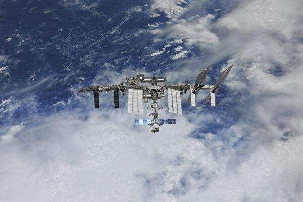 Mezinárodní vesmírná stanice ISS - Vědecká laboratoř s unikátními podmínkami.