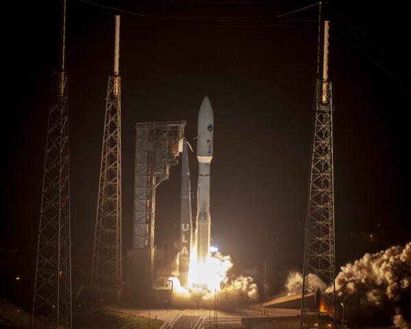 Atlas 5 startuje