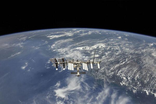 Mezinárodní vesmírná stanice ISS - V současné době jediná trvale obydlená vesmírná základna.
