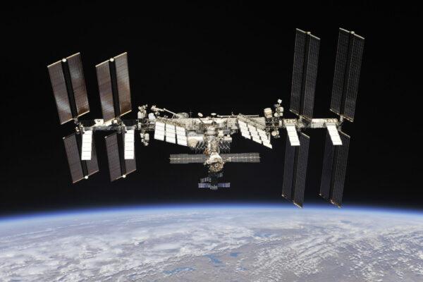 Mezinárodní vesmírná stanice ISS - Více než 400 tun špičkové techniky ve výšce 400 kilometrů nad Zemí.
