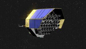 Dřívější vizualizace teleskopu Plato.