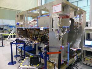 Inženýrský model sondy JUICE.
