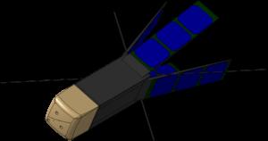 Cubesat QARMAN je složen ze tří základních bloků a má otestovat tepelný štít pro cubesaty.