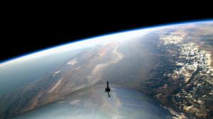 VSS Unity 80 kilometrů nad Zemí