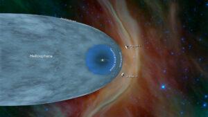 Obě sondy Voyager již opustily heliosféru.